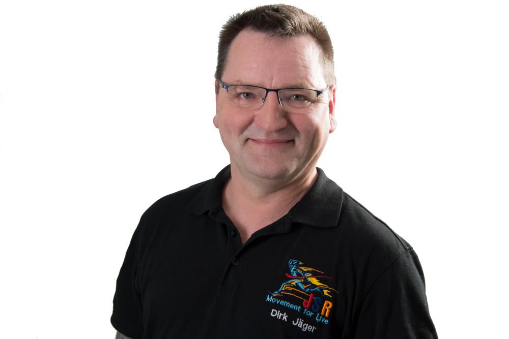 Dirk Jäger Geschäftsführer JSR GmbH