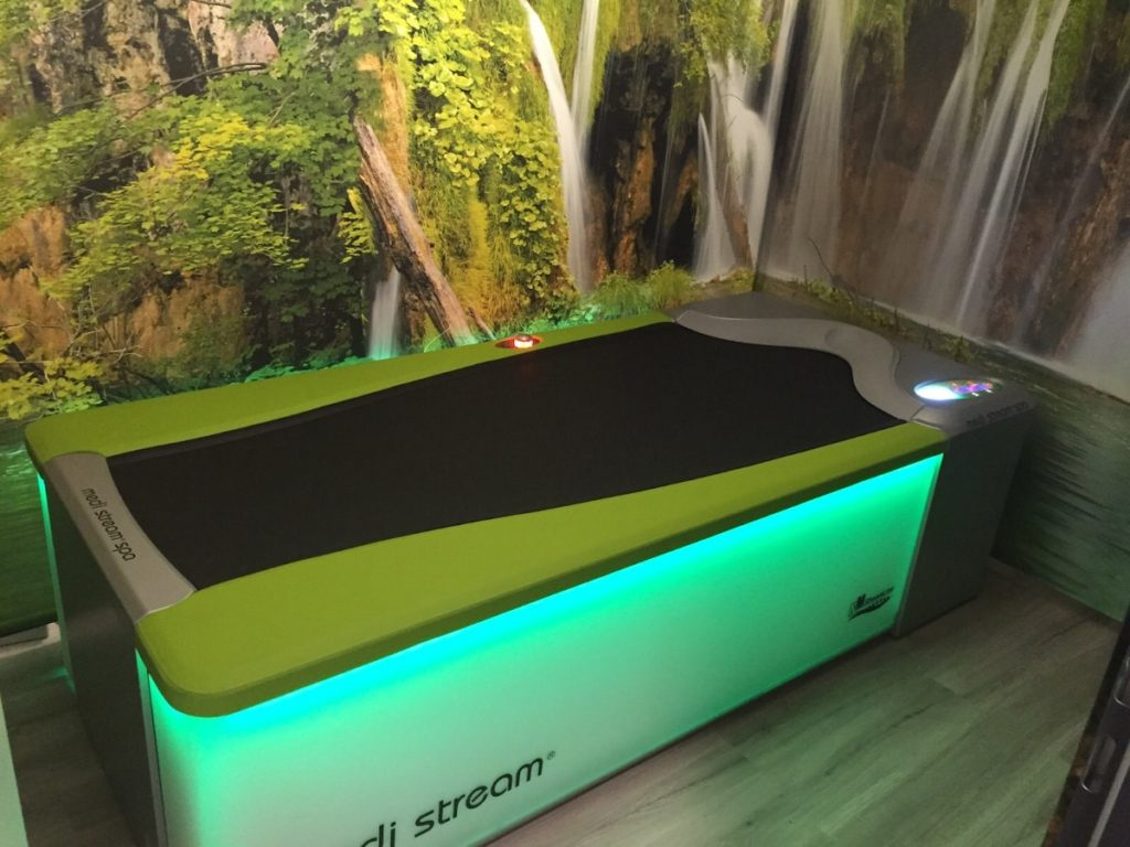 Medi Stream Spa Wellnesslounge