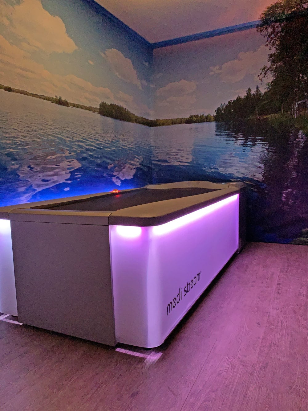 Aqua Comfort Lounge Fitness Progress Hofgeismar