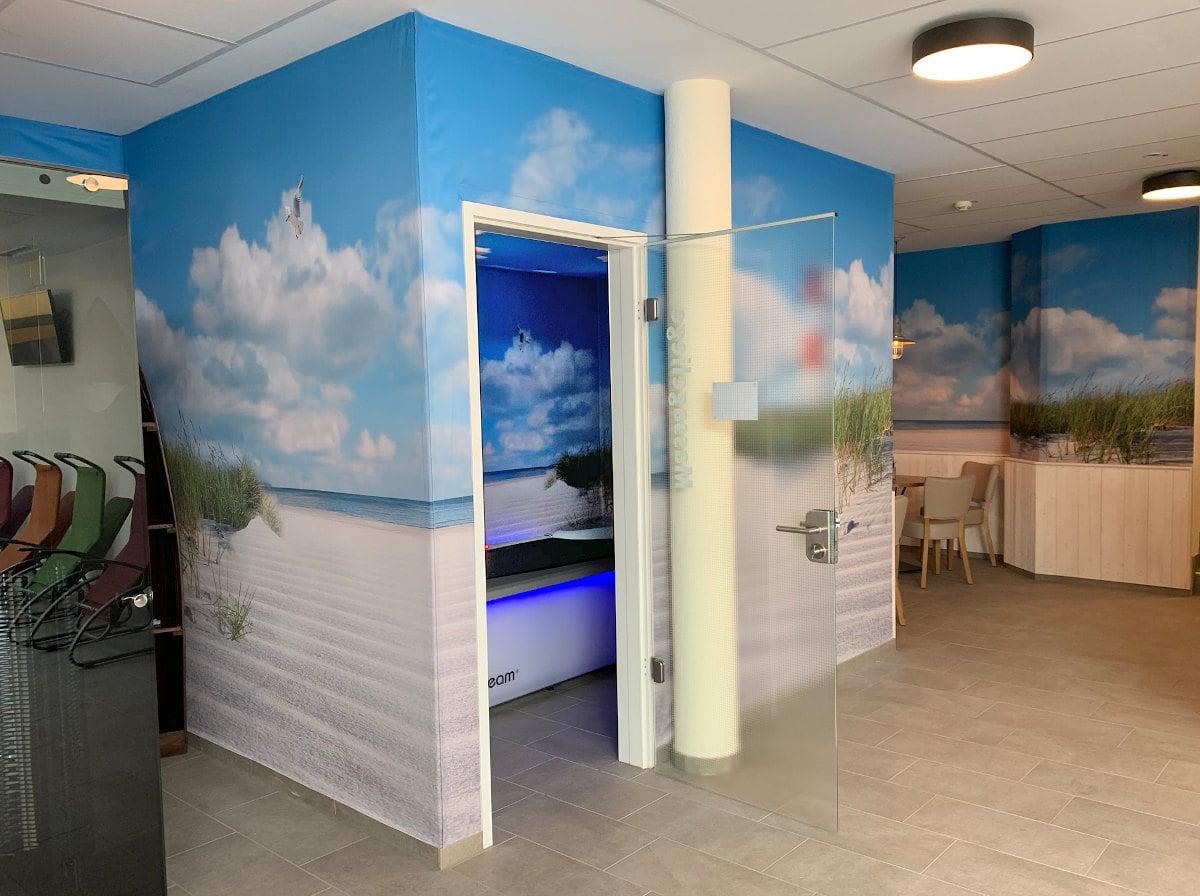Aqua Comfort Lounge Schwimmbad Die Welle Lauterbach